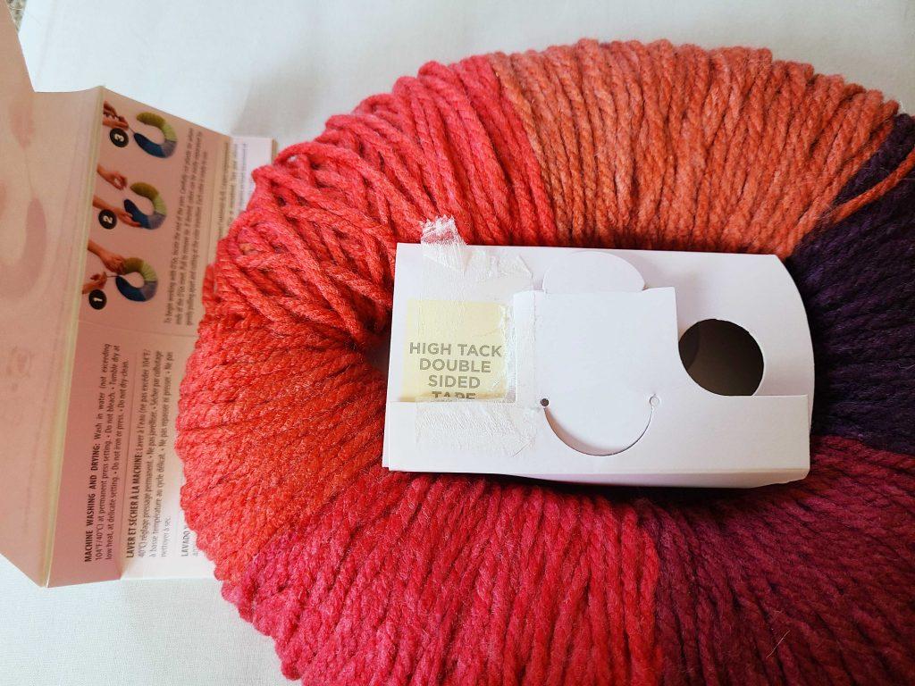 yarn packaging